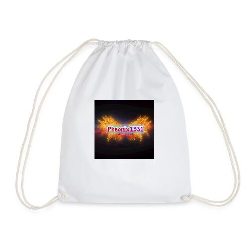 Flaming Pheonix YT - Drawstring Bag