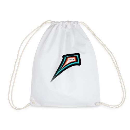 10406 2CJust Create Big - Drawstring Bag