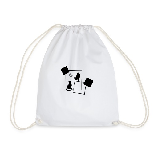 guardiani della notte - Drawstring Bag