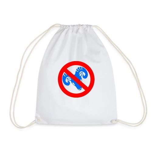 Kein Bock - Tasse - Drawstring Bag