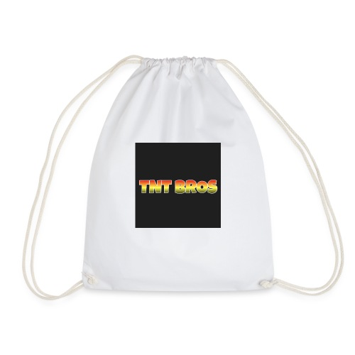 TNT BROS MERCHANDISE - Drawstring Bag