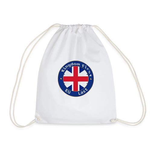 Kingdom First - Drawstring Bag