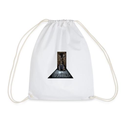 you problem main png - Drawstring Bag