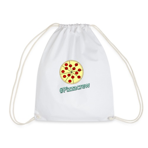 Pizzacrew png - Turnbeutel