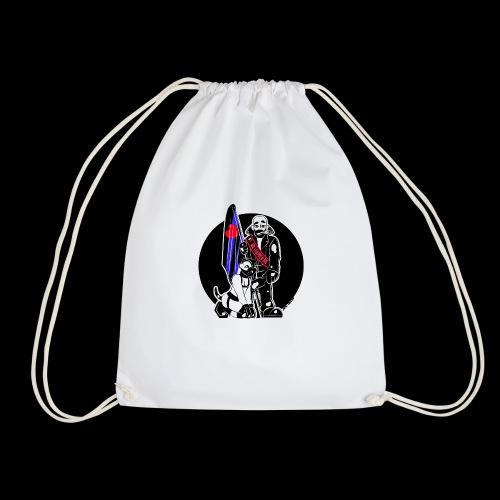 Mr Leather UK 2017 Merchandise - Drawstring Bag