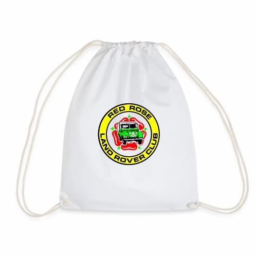 Red Rose LRC - Drawstring Bag