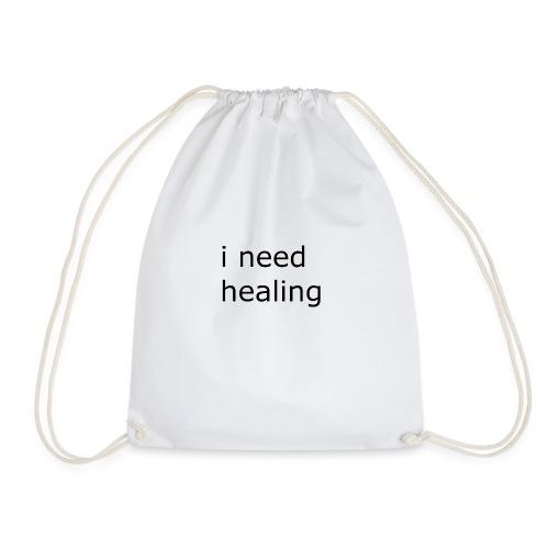 i need healing - Turnbeutel