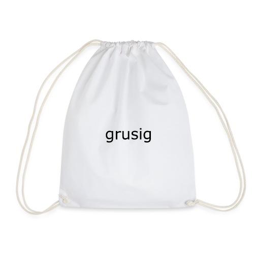 grusig - Turnbeutel