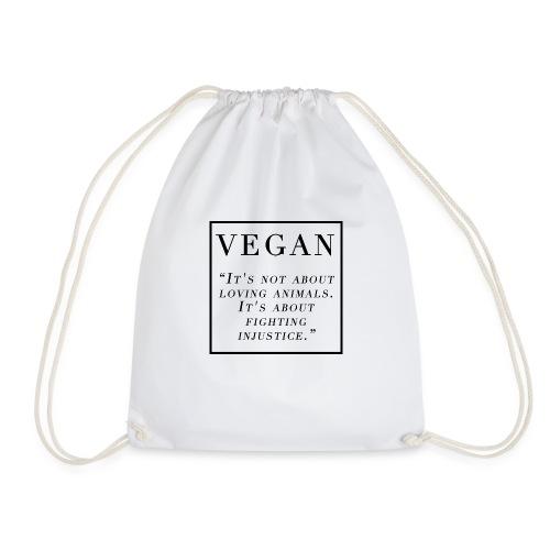 Vegan - Sportstaske