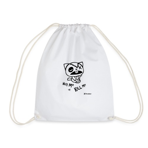 Happy tree friends Hug me or kill me - Dark cat' - Sac de sport léger