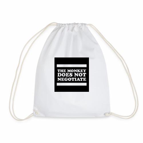 monkey - Drawstring Bag