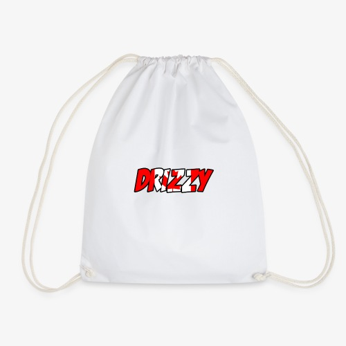 Drizzy Canadian Logo - Drawstring Bag