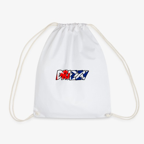Scotland And Canada Drizzy Logo - Drawstring Bag