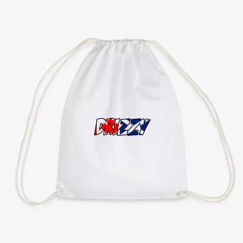 Scotland And Canada Drizzy Logo - Drawstring Bag