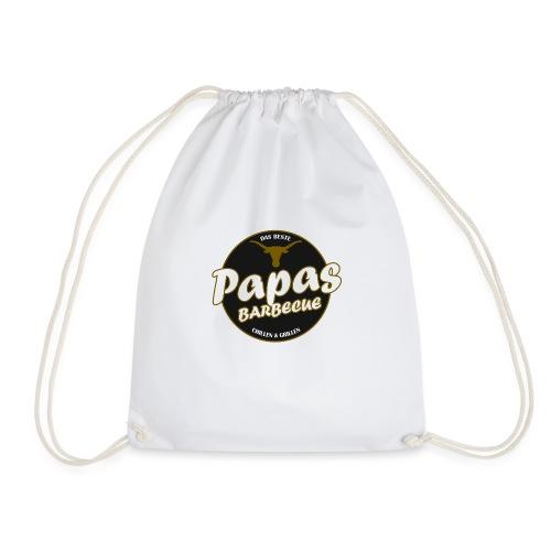 Papas Barbecue ist das Beste (Premium Shirt) - Turnbeutel