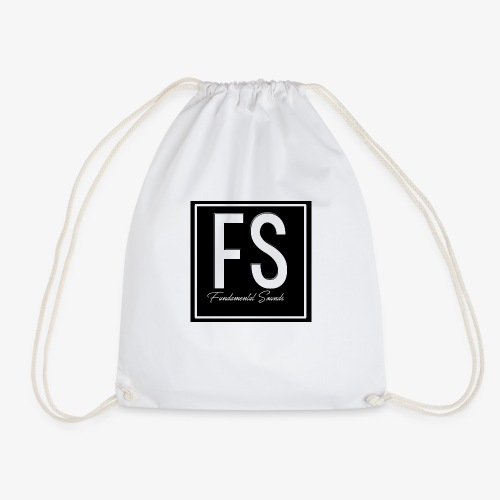 Fundamental Sounds Logo - Drawstring Bag