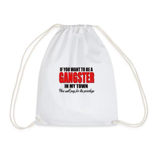 ville gangster - Sac de sport léger