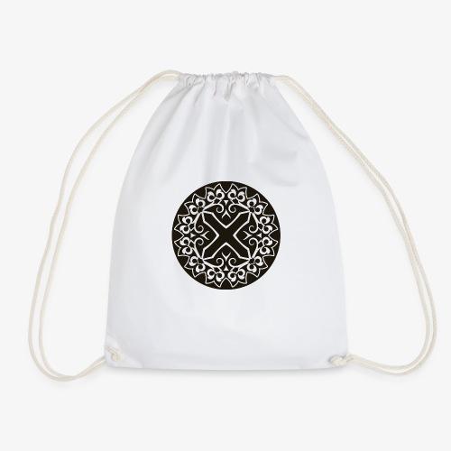 Tribal 2 - Drawstring Bag
