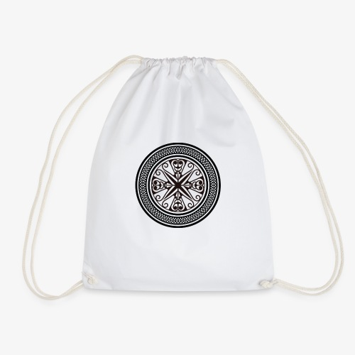 Tribal 3 - Drawstring Bag