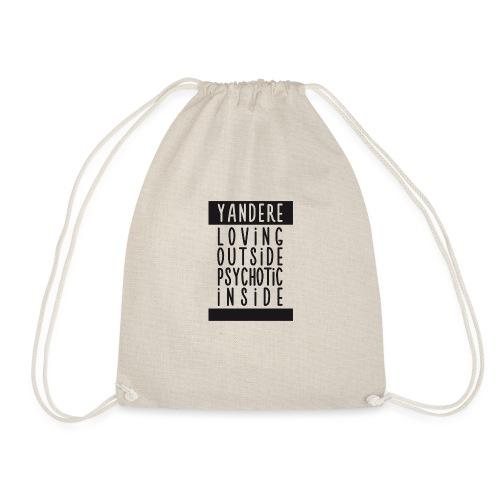 Yandere manga - Drawstring Bag