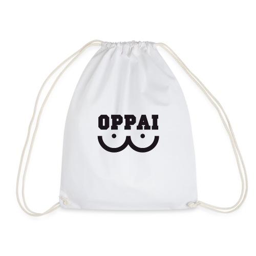 Oppai otaku - Drawstring Bag