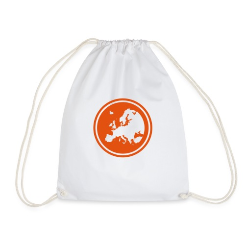EGEA logo circle - Drawstring Bag