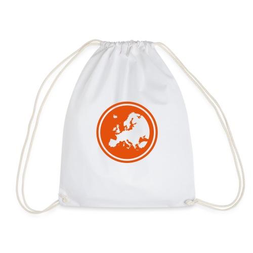 EGEA logo circle - Drawstring Bag