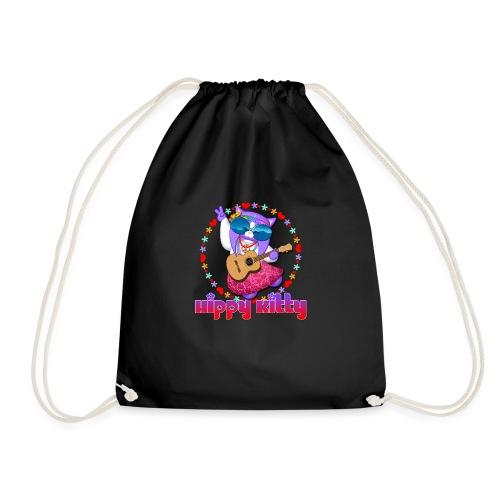 Hippy Kitty - Sacca sportiva