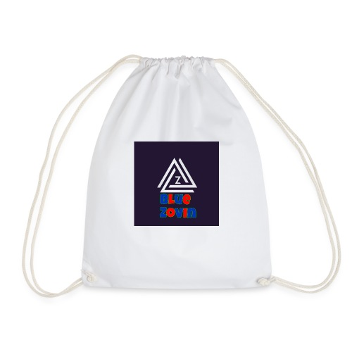 BlueZovinshirt - Drawstring Bag