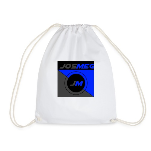 JOSMEG LOGO OFFICIAL - Drawstring Bag