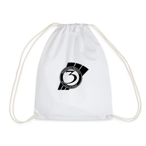 Logo-as3mt-noir - Sac de sport léger