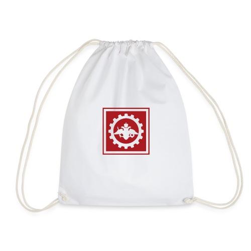afrf transparent large - Drawstring Bag