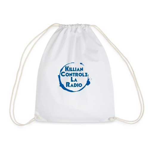 Killian controle la radio Avec le logo - Sac de sport léger