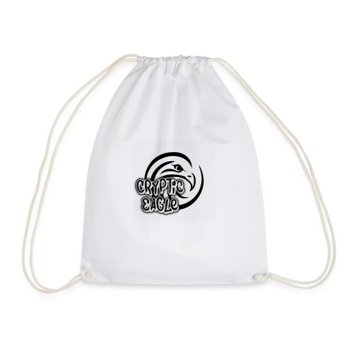 Cryptic Eagle - Drawstring Bag