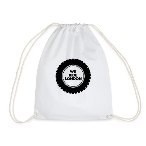 Simple WRL Logo Mk 2 - Drawstring Bag