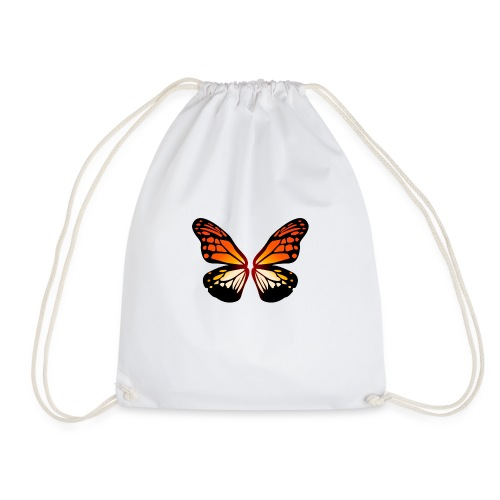 Butterfly wings On Fire - Gymbag