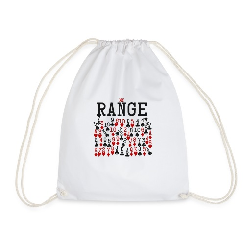 My Range - Drawstring Bag