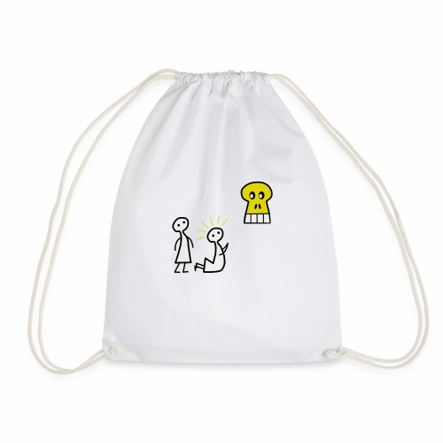 Wonder - Drawstring Bag