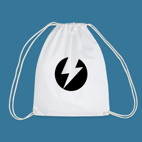 BlueSparks - Inverted - Drawstring Bag