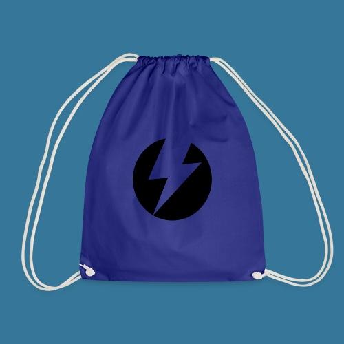 BlueSparks - Inverted - Drawstring Bag