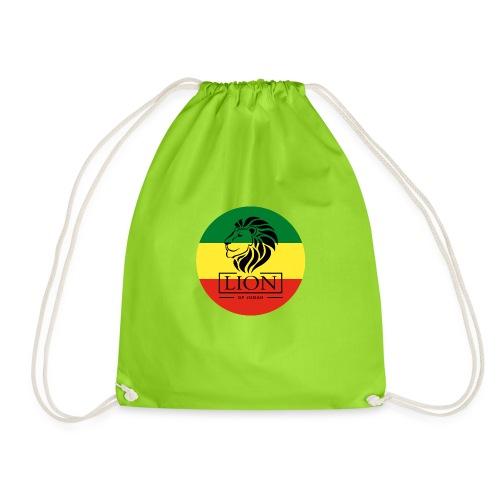 Lion of Judah - Jah Rastafari - Turnbeutel