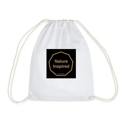 Nature Inspired - Drawstring Bag