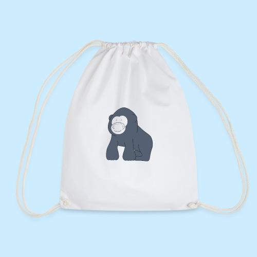 Baby Gorilla - Drawstring Bag