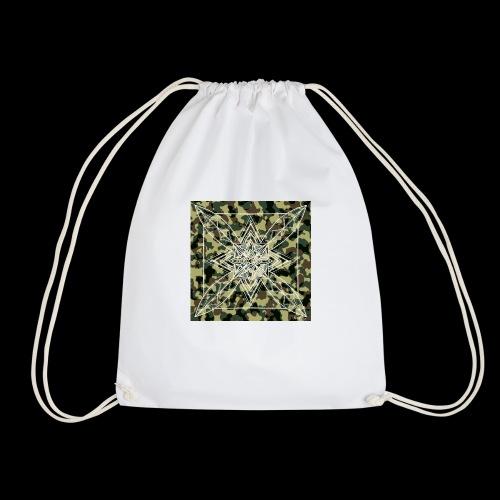 CamoDala - Drawstring Bag