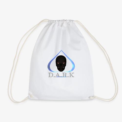 FB Logo 2017 trans halb - Drawstring Bag