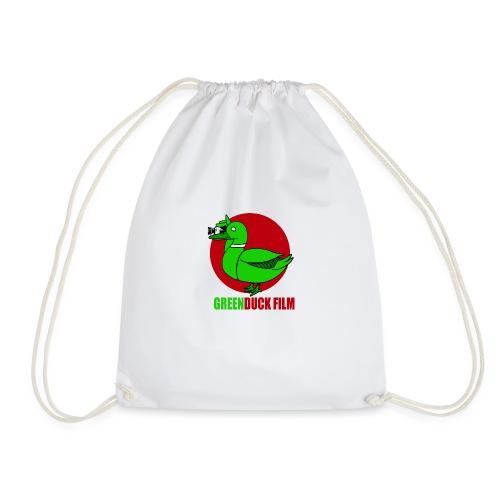 Greenduck Film Red Sun Logo - Sportstaske