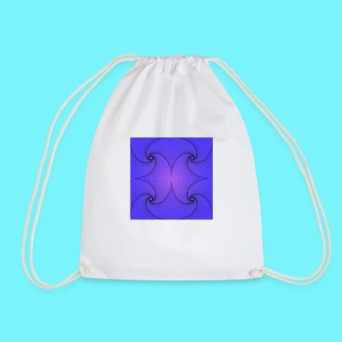 Blue Pursuit - Drawstring Bag