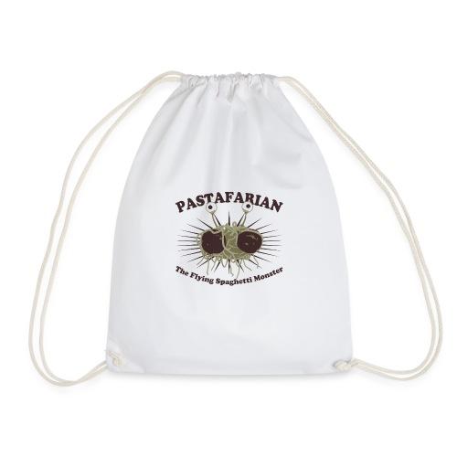 The Flying Spaghetti Monster - Drawstring Bag