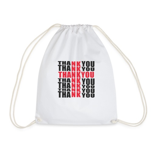 THANK YOU DESIGN - Sac de sport léger
