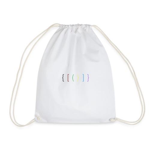 The Brackets - Drawstring Bag